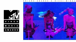 Download Ariana Grande - Side To Side (Live from the 2016 MTV VMAs) ft. Nicki Minaj Video