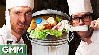 Download Dumpster Food Challenge ft. SORTEDfood Video