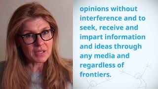 Download UDHR Video Article 19 English Connie Britton Video