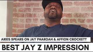 Download Aries Spears On Why His Jay Z Impression Is Better, Spits Epic BIGGIE Rap Video