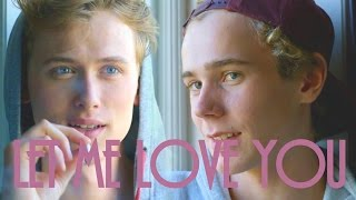 Download Isak & Even | Skam | Let Me Love You Video