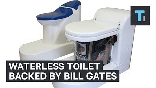 Download Bill Gates Is Backing The Waterless Toilet Of The Future Video