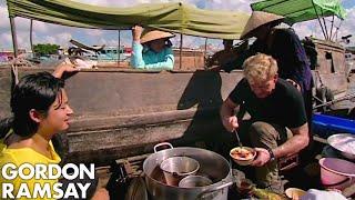 Download Gordon Ramsay Learns How To Prepare Vietnamese Soup | Gordon's Great Escape Video