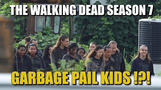 Download The Walking Dead Season 7 We Get A New Group? Garbage Pail Kids? Video