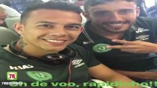 Download Últimas imágenes y vídeo de Jugadores del Chapecoense antes y durante el vuelo Video