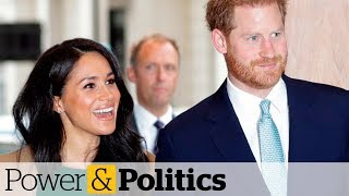 Download Canadians shouldn't foot the bill for Harry & Meghan, petition says | Power & Politics Video