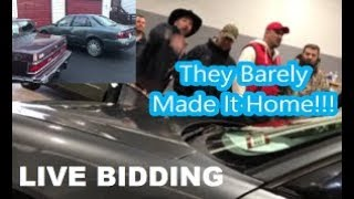 Download Winning Two $225 Cars At The Auto Auction Video