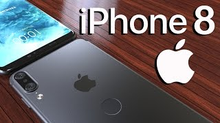 Download iPhone 8(Edition)(7S) Design Based on Latest leaks ,Vertical Dual camera Video