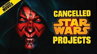 Download 5 Cancelled STAR WARS Projects Video