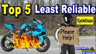 Download Top 5 Least Reliable Motorcycle Brands and Most Reliable | MotoVlog Video