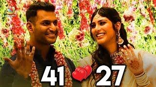 Download 41 year old Vishal Marries 27 year old Anisha Reddy | Hot Cinema News | Celebrity Wedding Video