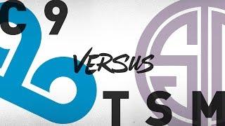 Download C9 vs. TSM | Semifinals Game 1 | NA LCS Summer Playoffs | Cloud9 vs. TSM (2018) Video