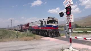 Download TCDD Anadolu ekspres. Ankara, Kars Video