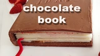 Download How to make a Chocolate Book HOW TO COOK THAT Ann Reardon Video