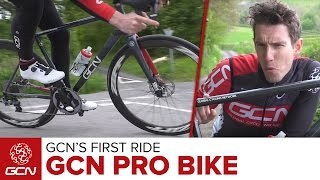 Download GCN's Handbuilt Bike - GCN's First Ride Video