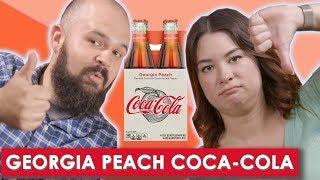 Download Georgia Peach Coca-Cola - Southern Certified Video