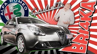 Download Аlfa Romeo Giulietta | Test and Review| Bri4ka Video