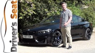 Download BMW M4 2017 Review | Driver's Seat Video