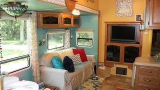 Download Full Time RV Family of Six Camper Renovation - No Muck E01 Video