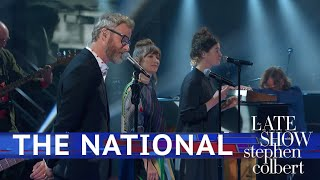 Download The National Perform 'Rylan' Video