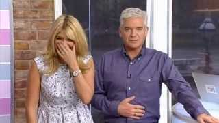 Download Holly says ″still to come to come to cums″ on This Morning - 15th April 2013 Video