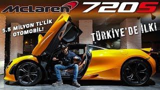 Download McLaren 720S | Türkiye'de İlk! | V-LOG Video