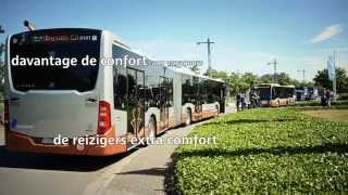Download Nouveaux bus - Nieuwe bussen Video