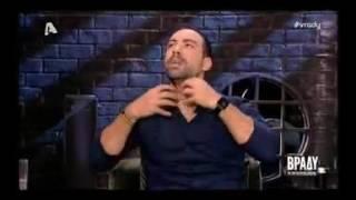 Download Ο Σάκης Τανιμανίδης μιλάει για τον τσακωμό με τον Γιώργο Μαυρίδη Video