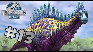 Download LEPTOCLEIDUS Y FASE 26 BONITASAURIA!!! - Jurassic World The Game #13 Video