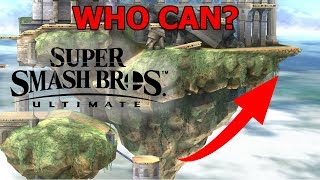 Download Who Can Make the Hyrule Temple Jump? - Super Smash Bros. Ultimate Video