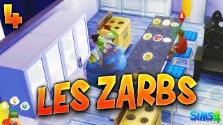 Download Sims 4 - LES ZARBS - Ep.4 : CAUCHEMAR EN CUISINE !!! Video