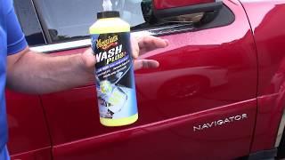 Download Meguiar's Wash Plus - Possibly The Best Car Soap! Video