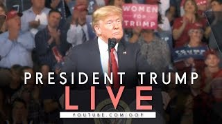 Download LIVE: President Trump in Council Bluffs, IA Video