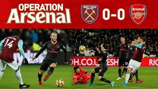 Download WEST HAM 0-0 ARSENAL - ANOTHER AWFUL RESULT! Video
