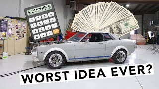 Download It cost HOW MUCH to build the Celica??? Video