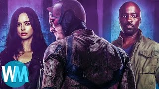 Download Top 10 Best Moments From Netflix Marvel Shows Video