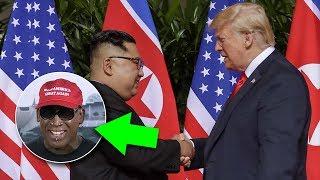 Download Dennis Rodman Has Been Vindicated - Trump / Kim Singapore Summit Was A Success! Video