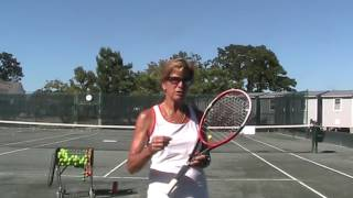 Download Hit a Slice Serve the Easy Way Video