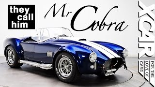 Download Meet Mr Cobra: The King of Shelby Cobras - XCAR Video
