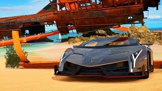 Download Forza Hot Wheels - Part 15 - Lamborghini Veneno (Bucket List Challenges) Video
