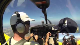 Download Aerobatics - Spin, Flick Roll and Snap Roll Video