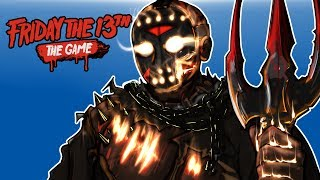 Download Friday The 13th - DLC SAVINI JASON! (NO ONE CAN HIDE!) Video