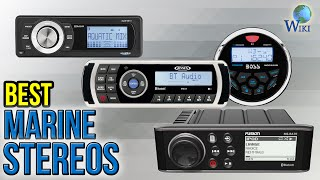Download 10 Best Marine Stereos 2017 Video