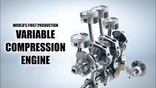 Download INFINITI Reinvents The Gasoline Engine — VC-Turbo Video