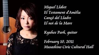 Download Llobet: Catalan Folksongs - Kyuhee Park Video