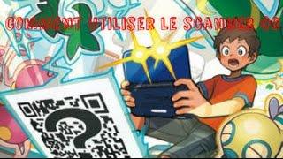 Download Comment utiliser le scanner qr sur pokemon soleil et lune Video