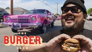 Download Why Lowriders and Backyard Burgers Define East L.A. | The Burger Show Video