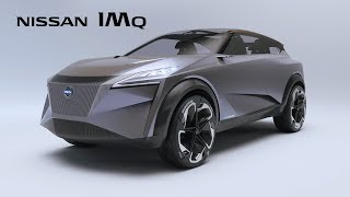 Download Introducing the Nissan IMQ concept, the next generation of crossovers Video