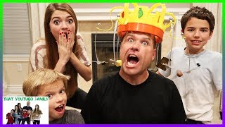 Download Food Roulette Challenge / That YouTub3 Family Video