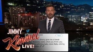 Download Jimmy Kimmel Reads Mean Comments from Trump Supporters Video